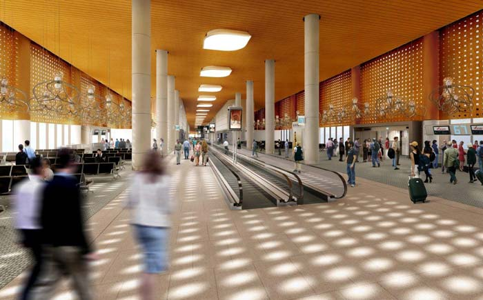 First Look at Mumbai International Airport\'s T2
