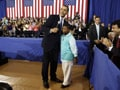 Photo : Obama's youngest critic