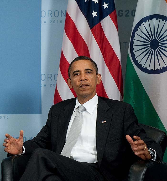 Welcome Barack Obama! India gets ready