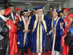 Photo : 'I'm Not a Good Patient', Quips PM Modi at AIIMS Convocation