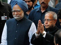 Photo : Pranab Mukherjee will be 13th President of India
