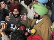 Photo : Punjab polls: Heavyweights in the fray