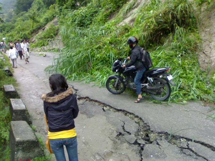 Earthquake jolts Sikkim
