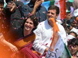 Photo : Rahul Gandhi files his nominations from Amethi