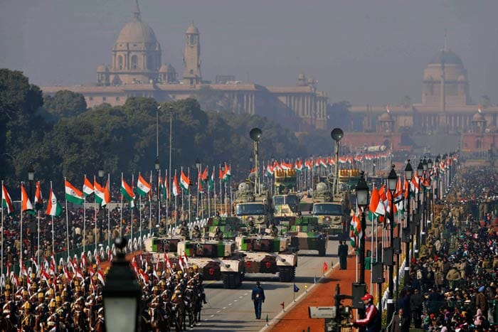 an essay on indian republic day India celebrates republic day in style colourful floats from various indian states, traditional dances, and gymnastics by children were also part of the event.