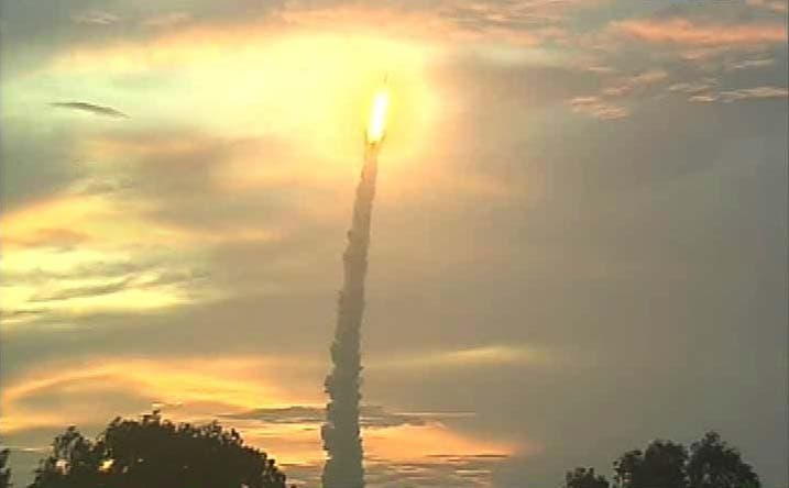 ISRO successfully launches RISAT 1