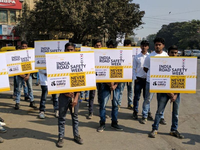 In Pics: How Kolkata Celebrated India Road Safety Week