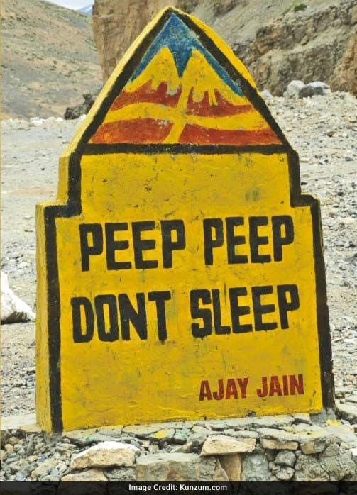 In Pics: 10 Road Signs Found Only In India