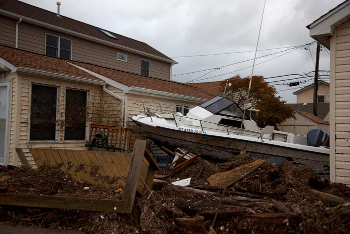 The savage effect of Superstorm Sandy