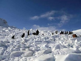 Siachen Avalanche: Army's Rescue Operation In Pictures