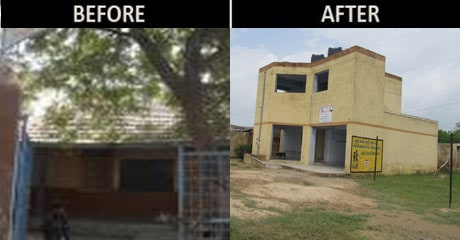 NDTV Support My School Campaign: Asalgam Primary School transformed