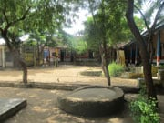 Photo : Ahmedabad school transformed by SMS