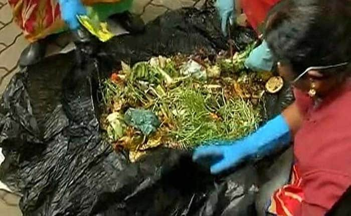 We can reduce the burden of garbage on our country by ensuring that the waste is segregated, recycled and composted.