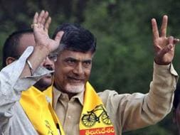 Photo : Chandrababu Naidu: Back in the Reckoning