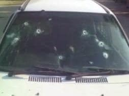 Photo : Terrorists Attack Punjab Police Station
