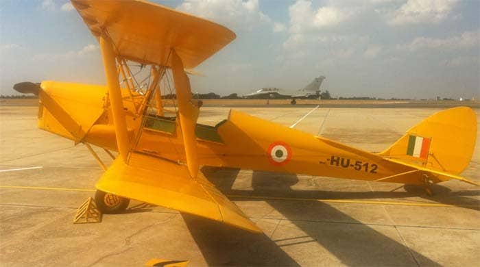 A blast from the past - the Indian Air Force\'s \'new\' old aircraft