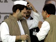 Photo : Top ten moments from the Uttar Pradesh polls