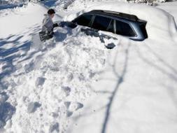 Photo : US Snowzilla: 5 Amazing Pics