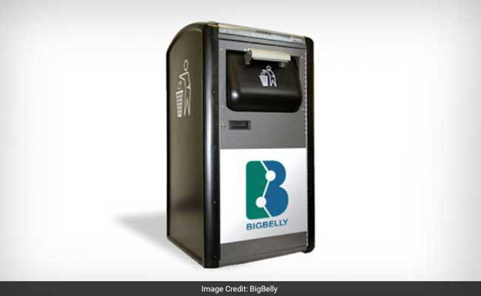 Australia: Bins that help in Segregation, Recycling and Composting: SmartBelly bins treats most of its garbage by segregating the waste at the collection point and then undergoes process of composting, treating most of its waste. Bigbelly (SmartBelly or BigBelly) bins automatically create extra space for garbage when the bin is full. More garbage space means fewer collection trips, lower costs and fewer emissions. One of the major advantages of these bins is that they connect individual bins to garbage collectors that results in a more efficient management of waste.