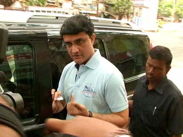 In Pics: Sourav Ganguly, Derek O'Brien Vote In Kolkata