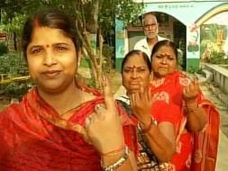 Photo : West Bengal Assembly Polls: Voting For 31 Seats Today