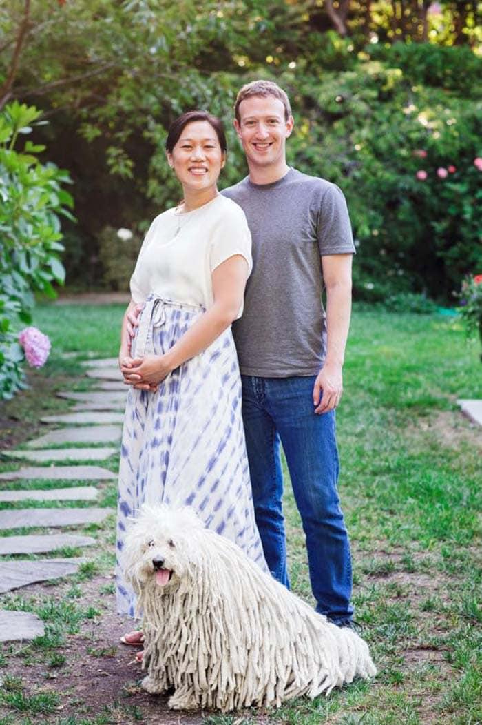 Slikovni rezultat za zuckerberg family