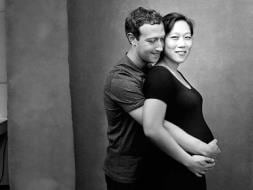 Photo : Facebook Founder Mark Zuckerberg's Family Pictures are Adorable