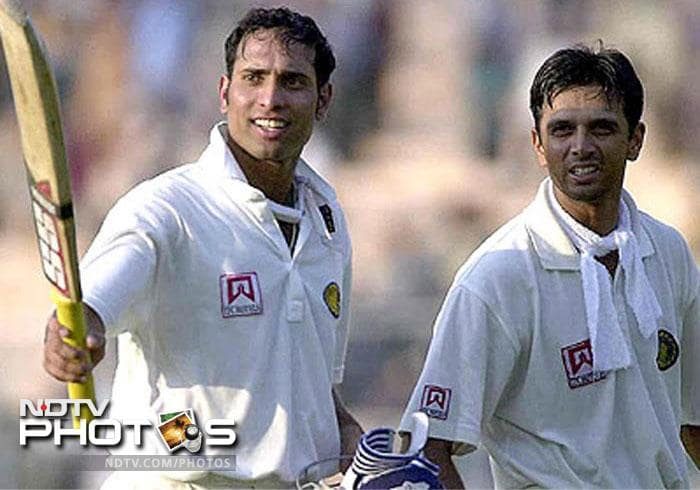 """India, following on, are all but down and out against Australia in Kolkata in 2001 until VVS Laxman, produces one of the great all-time innings to make 281 and share a superb stand of 376 with Rahul Dravid, whose 180 is a hugely impressive effort in its own right. <br><br> Australia, set an unlikely 384 to win, are bowled out for 212, with off-spinner Harbhajan Singh taking six for 73.<br><br><a href=""""http://gen.ndtv.com/convergence/ndtv/new/forums/readforum.aspx?trdid=4196"""">Do you think any other Test match should be added in this list? Tell us here</a>"""