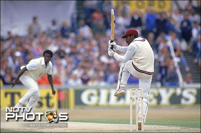 """West Indies, in the midst of their domination of Test cricket, win 5-0 in England. <br><br> For all the talk about their formidable fast bowling attack, they have some fine batsmen too, with opener Gordon Greenidge making an unbeaten 214 at Lord's as they chase down 342 in five and a half hours to win by nine wickets.<br><br><a href=""""http://www.ndtv.com/convergence/ndtv/new/forums/readforum.aspx?trdid=4196"""">Do you think any other Test match should be added in this list? Tell us here</a>"""