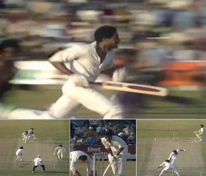 """The West Indies had an unbeaten run to the final. The only moment of concern, was when their batting collapsed against Pakistan leaving them 64 runs off their target with just one wicket remaining.<br><br> Commentator Richie Benaud at the dismissal of Clive Lloyd exclaimed, """"That surely must be the end of things for the West Indies now with their captain dismissed for 53"""", but that was not to be as wicketkeeper-batsman Deryck Murray alongside Andy Roberts assisted by a missed run out from Waseem Raja put up a sensational 64-run stand to ensure the Caribbean nation got through."""