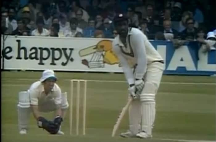 Sir Vivian Richards and Collis King carried out a recovery and quite a spectacular one too as they piled on a 139-run stand to take West Indies to a total of 286.