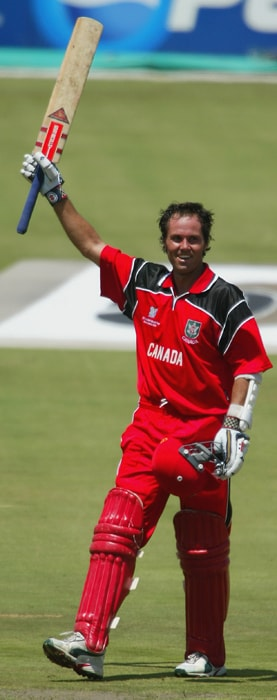 There was also a chance for a lesser-known player to shine as Canadian John Davison hammered the World Cup's fastest century (off 67 balls), against the West Indies in a group match at Centurion.
