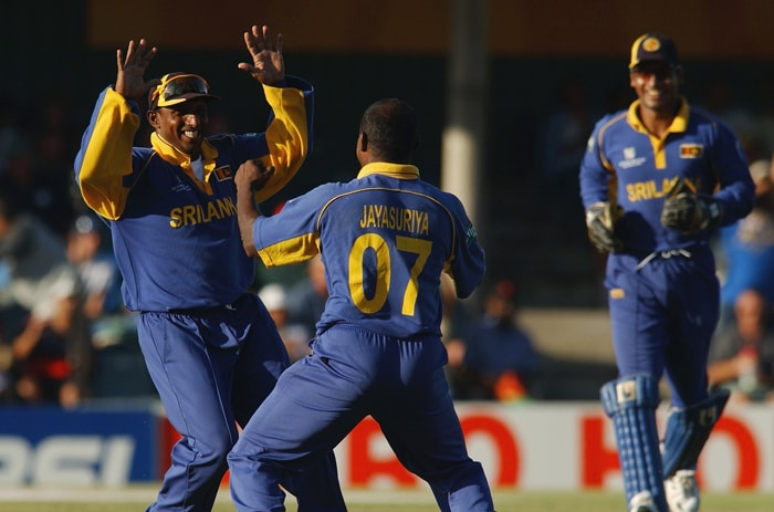 The tournament was jointly hosted by South Africa, Zimbabwe and Kenya and had a record 14 teams, divided into two groups of seven each. Three top sides from each group advanced to the Super Six, but the boycotts and a few rain-marred games meant a couple of big teams were eliminated before the semi-finals.