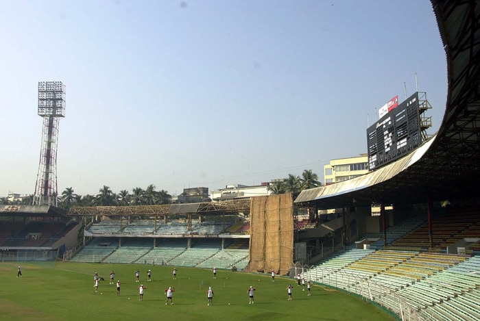 WANKHEDE STADIUM (Mumbai, India)<br><br> Capacity: 45,000<br><br> Host of the final on April 2, the entire stadium was torn down and rebuilt from scratch. Proximity of the ground to the sea allows swing bowlers a fair amount of assistance early on. But the last one-dayer played in 2007 saw India beat Australia by two wickets after bowling out the visitors for 193 with left-arm spinner Murali Kartik picking six wickets for 27 runs off 10 overs.