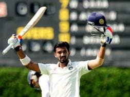 2nd Test, Day 1: Indian Batsmen Dominate in Colombo