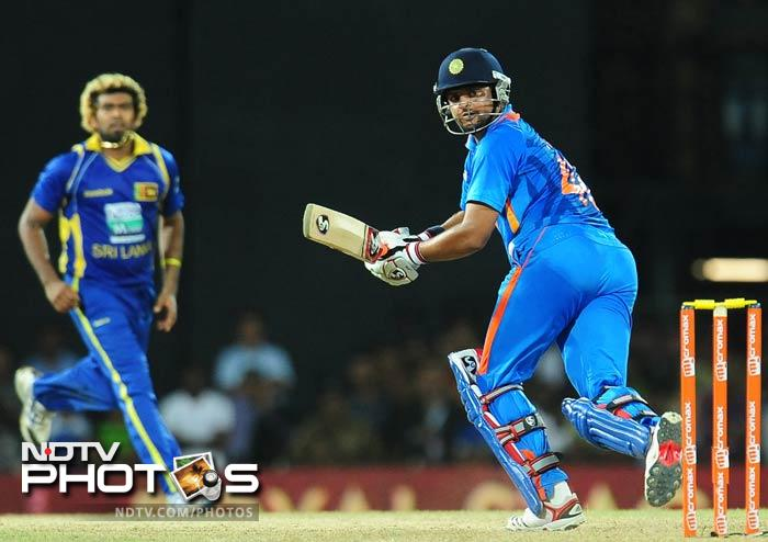 It was then that Suresh Raina, partnered by Irfan Pathan took the onus on himself to carve out a win. He hit a 35-ball fifty and showed maturity to take his team home.