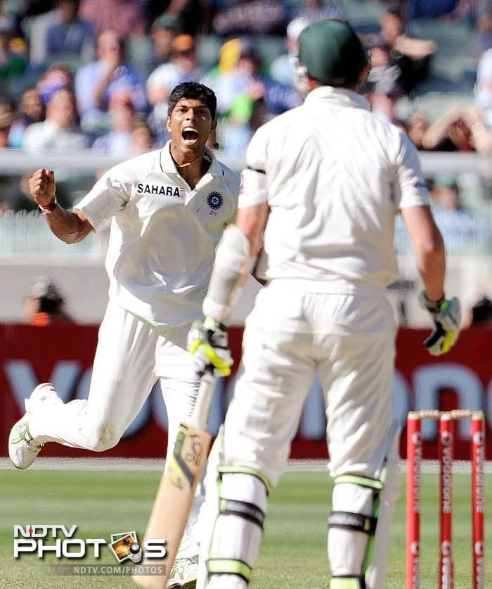 <b>Umesh Yadav:</b> The buzz around the series was built on India's powerful batting and Australia's destructive bowling but it is India's Umesh Yadav who has walked away with the early bowling honours. He impressed in the home series against the West Indies and his show against Australia in the first Test has proved that was no fluke. Zaheer Khan has found an able ally.
