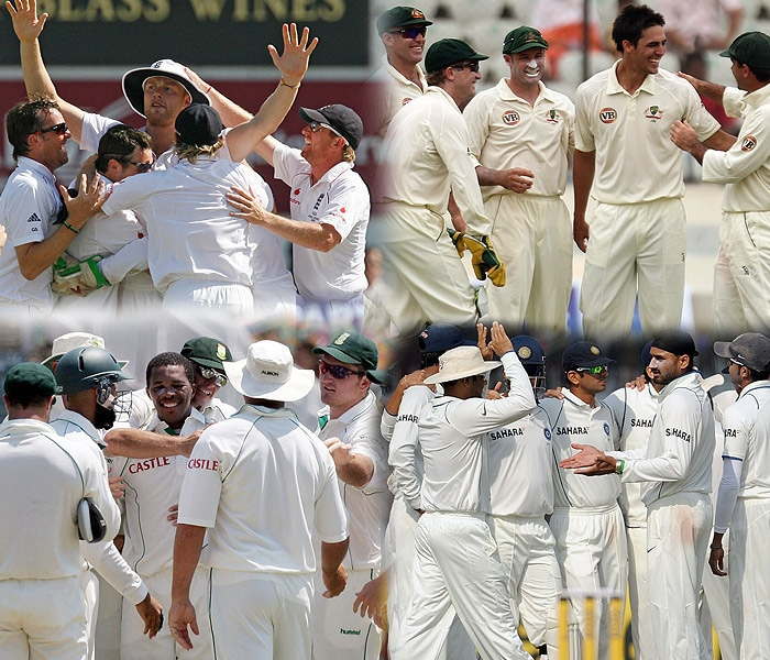 The second Test between India and Sri Lanka at Green Park stadium in Kanpur will not only be remembered as home team's thumping victory over the islanders and S Sreesanth's superb comeback in international circuit but also for registering their 100th win in the longer version of the game. However, it took more time for the Indian team to complete 100 Test wins unlike their other counterparts. <b>CricketNDTV.com</b> takes a look at the nations who have their name in the '100 Test wins' club.