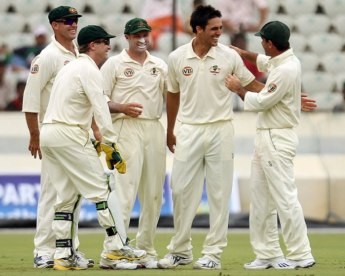 Australian team stands tall at the top of the table with 332 wins in 713 Tests they have played so far. They lost 186 out of those and drawn 193 matches. It took them 199 matches to complete 100 wins.