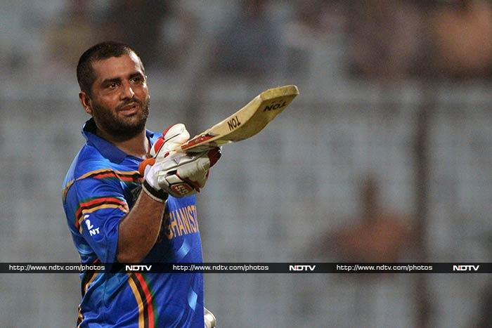 Afghanistan wicket-keeper batsman Mohd Shahzad scored 53-ball 68 to set up the win.