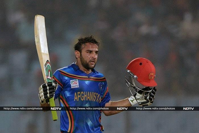 Right-handed middle order batsman Shafiqullah slammed a 24-ball 51 not out to close out the chase with 2 overs to spare. His knock was the fastest-ever fifty by an Afghan batsman in T20 internationals.