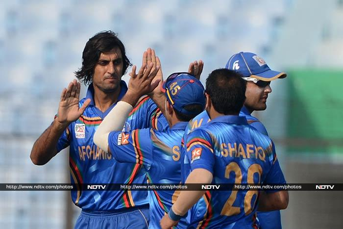 Earlier, Afghanistan scored a 7-wicket win over Hong Kong. Shapoor Zadran took two wickets to restrict Hong Kong to 153 for 8.