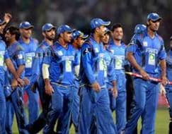 Photo : Afghanistan create history in 32-run win over Bangladesh
