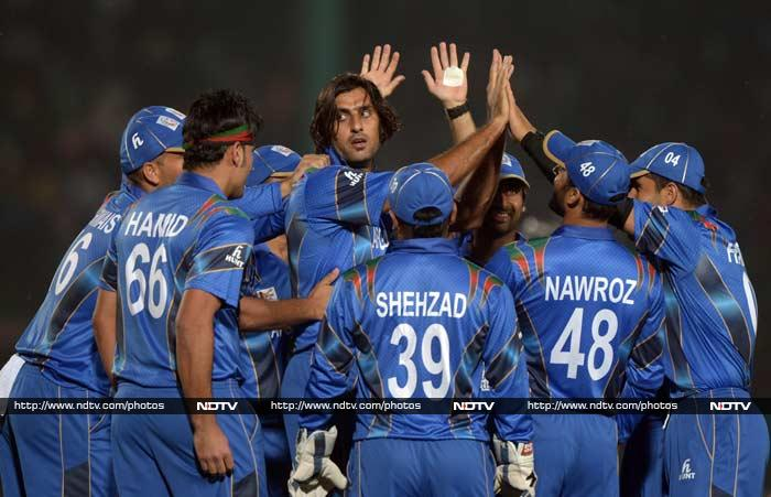Afghanistan cricket team created history on Saturday as they beat Bangladesh by 32 runs at Fatullah in an Asia Cup tie, recoring their first-ever win over a Test-playing nation. All images from AFP and AP.