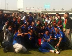 Afghanistan create history, qualify for 2015 World Cup