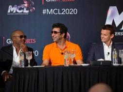Photo : Lara, Akram, Gilchrist to Star in T20 League in Dubai