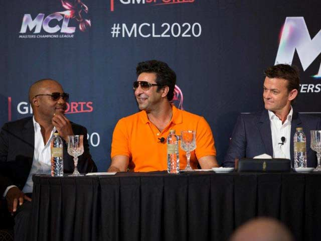 Lara, Akram, Gilchrist to Star in T20 League in Dubai
