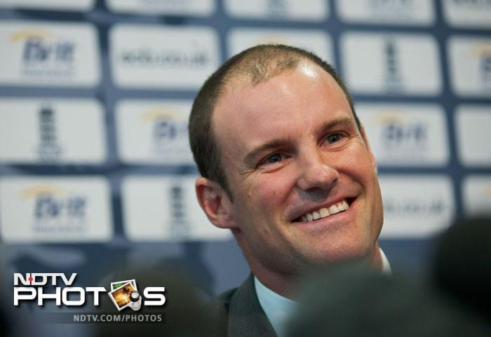 As England Test skipper Andrew Strauss calls it a day we take a look at the high points of his career and also the times when he was down in the dumps. (AP & AFP Photos)