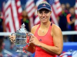 Angelique Kerber, The New Queen On Tennis Court