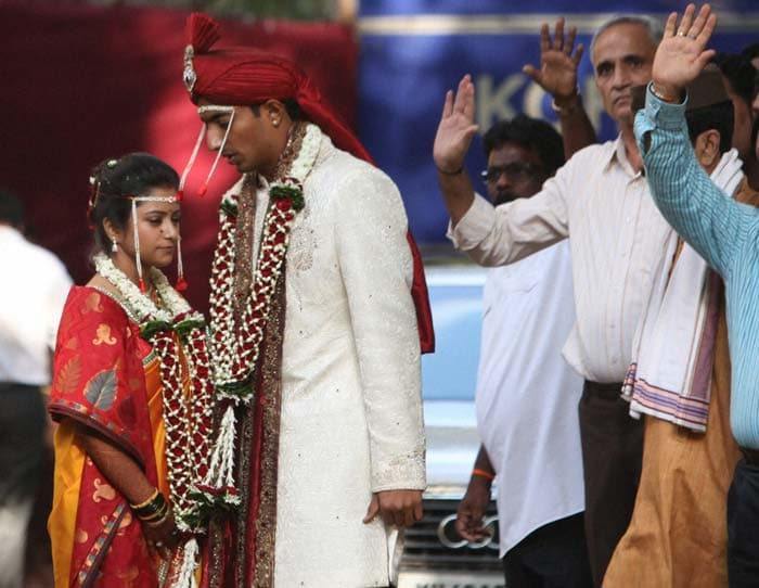 He was given conditional bail by a Delhi court till June 6 for his marriage. (Photo Credit PTI)